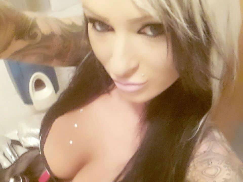 sexcam blondine